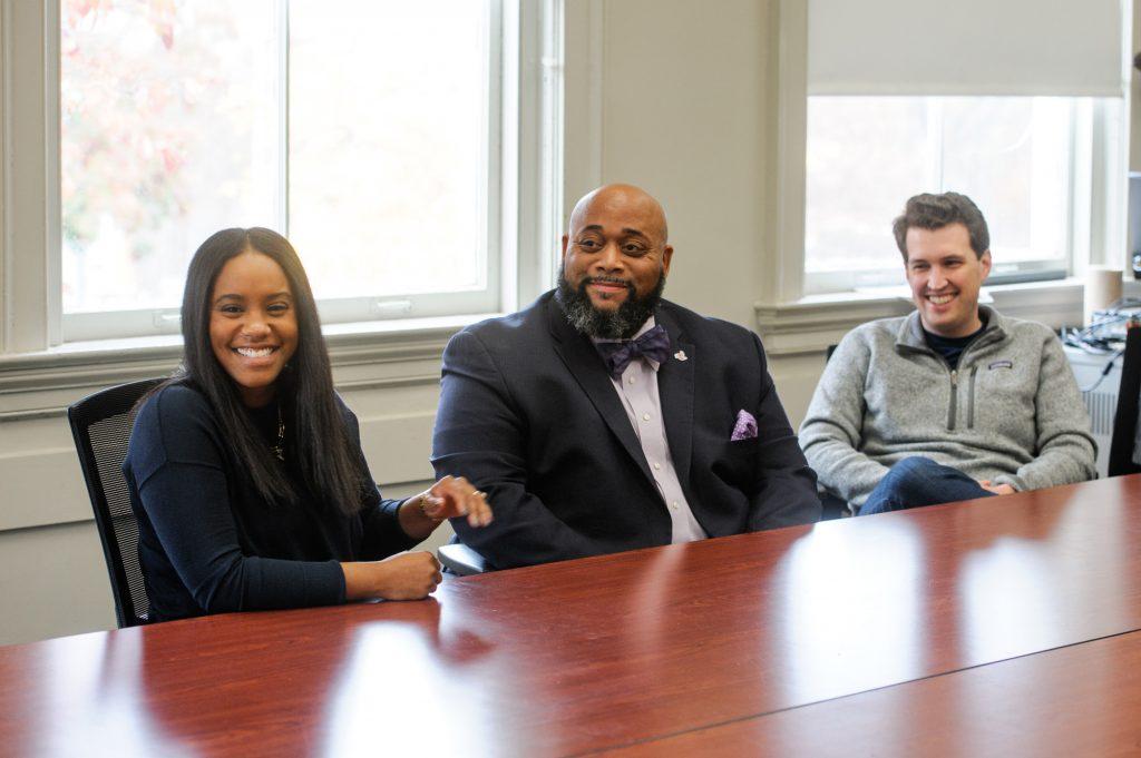Sociology majors explore ways to build community
