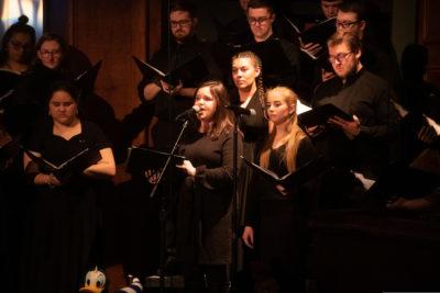 Choir at Night at the Movies 2019