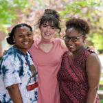 Aisiah Duke, Alexa Tarallo, and Tori Ross