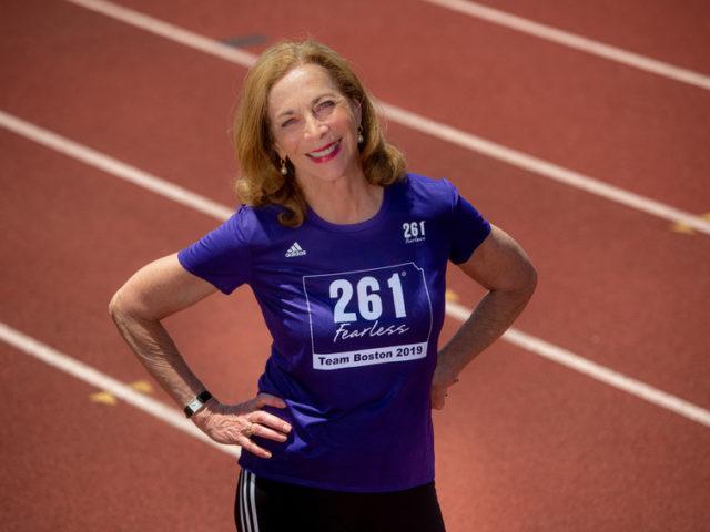 The marathon that started in Lynchburg