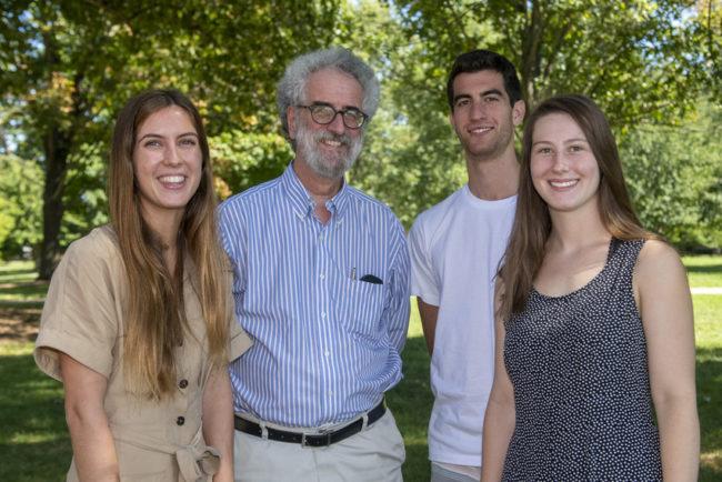 Lynchburg students set to present research in Kazakhstan