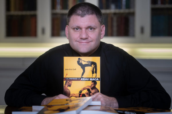 New book explains Krav Maga physics