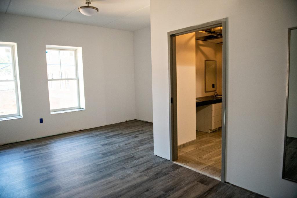 residence hall-room