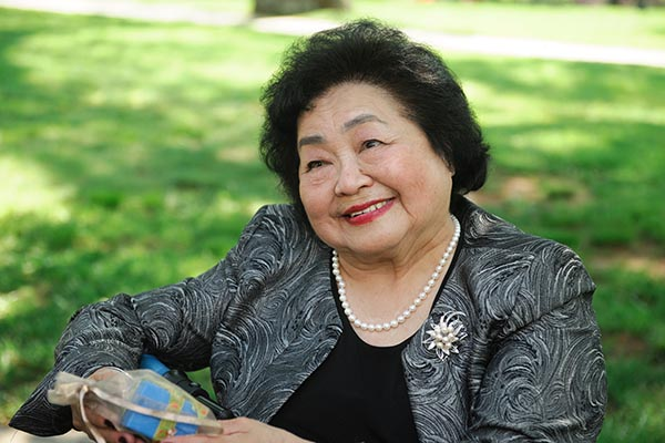 Documentary about Lynchburg alumna and her Hiroshima experience premieres online Aug. 8