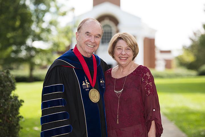 Ken and Sheila Garren