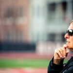 Enza Steele field hockey coach