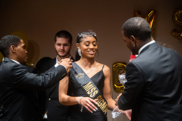 Lynchburg's first Miss Black and Old Gold competes for state title January 31