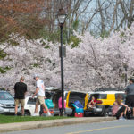 students move out in spring 2020