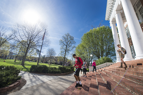 Lynchburg to finish spring semester online, postpone commencement