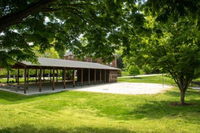 Townhouse pavilion