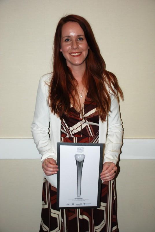 Taylor-award