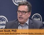 Dr. Tom Scott, PhD. Master of Health Benefit Design, Graduate Studies, University of Lynchburg