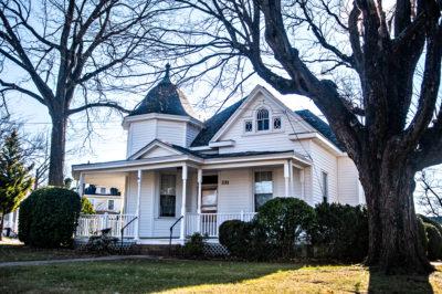 Equestrian House on Vernon Street