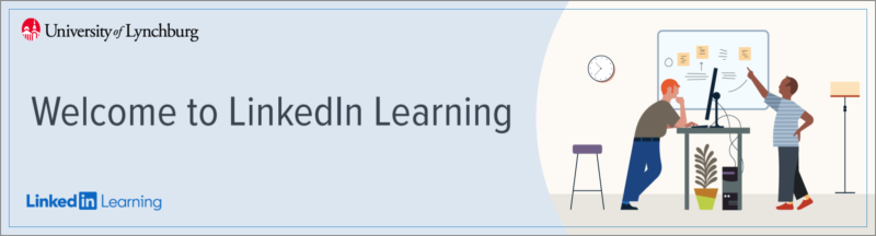 LinkedIn Learning Lynchburg banner