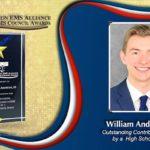 Will Andrews '24 award