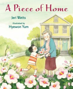 Cover of A Piece of Home by Jeri Watts