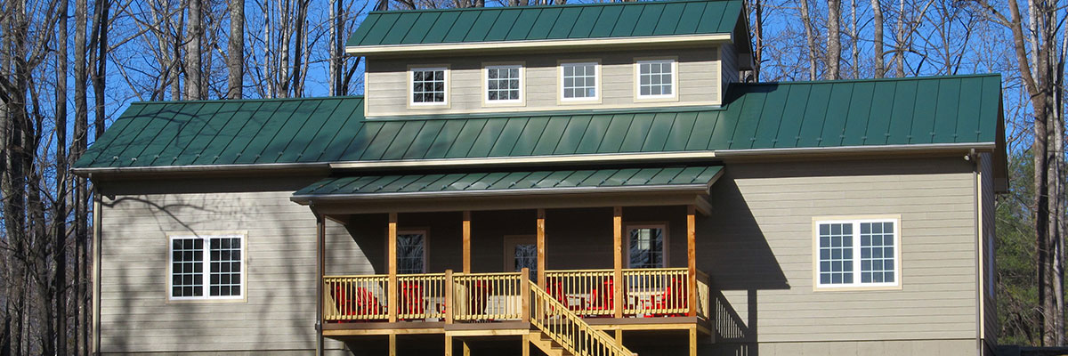 Chandler Eco-Lodge at Claytor Nature Center