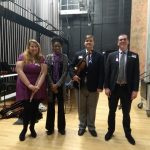 Music education majors speak out in support of the arts