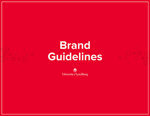 Brand Guidelines - cover
