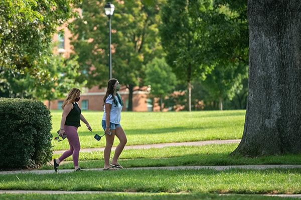 Five COVID-19 cases among students trigger Alert Level 2 at Lynchburg