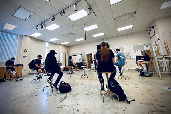 Grant program helps Lynchburg first-years GEAR UP for education
