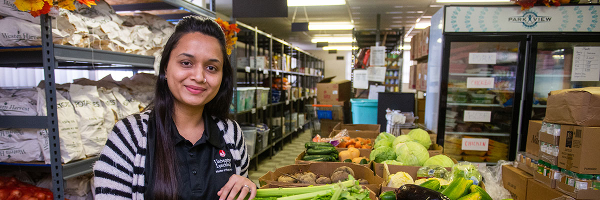 Paramnistha Kanadiya '20 MPH, Master of Public Health alumna