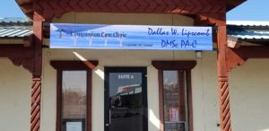 Compassion Care Clinic entrance