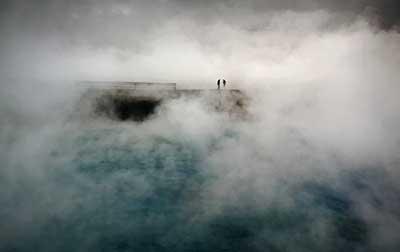 Photographic image - Ghosts exhibit