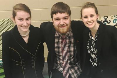 Debate and Forensics Team wins big at tournament