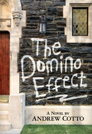 "Cover of the novel ""Domino Effect"""