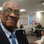 Friend of Martin Luther King Jr. speaks to LC leadership institute