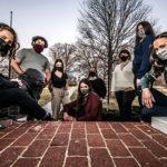 The Lynchburg Ethics Bowl Team portrait
