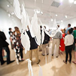 Student exhibition at the Daura Gallery