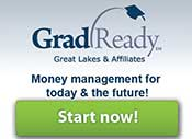GradReady button