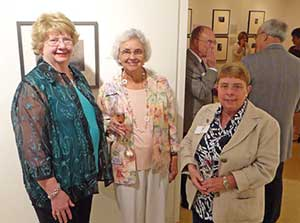 "Jan Sigler, Joy Flowers, Elizabeth ""Betsy"" Smith"