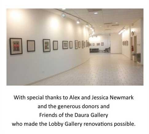 Daura lobby after renovation