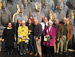 Friends of the Daura Gallery at the Virginia Museum of Art - Terracotta Warriors exhibit