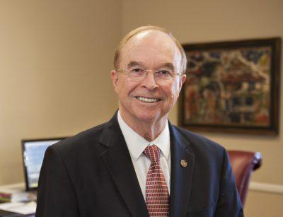 President Kenneth Garren