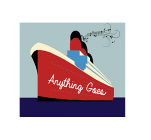 Anything Goes @ Dillard Theatre