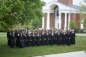 Lynchburg College Concert Choir and Choral Union Concert @ Snidow Chapel | Lynchburg | Virginia | United States