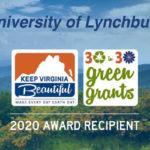 Keep Virginia Beautiful-Green Grant Award logos