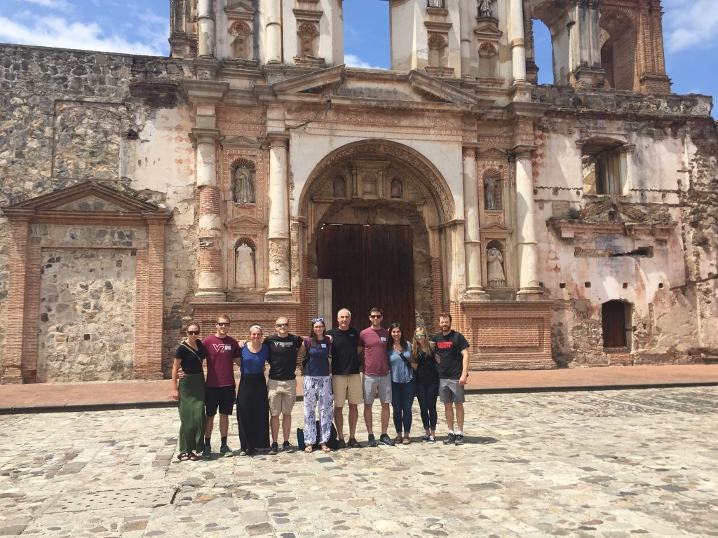 DPT students take skills, water filters, love to Guatemala