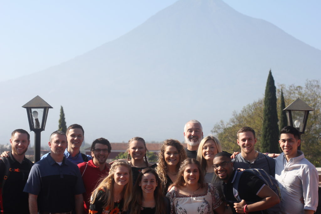 'Small miracles' in Guatemala for DPT students, patients