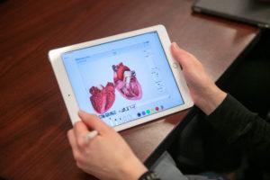 iPad nursing school