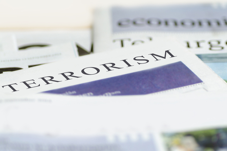 Security expert will speak about terrorism April 4