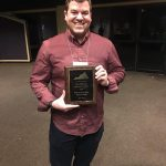 Student affairs staff member wins statewide award
