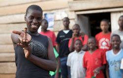 Phiona Mutesi, Ugandan chess champion