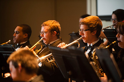 Music program - horns