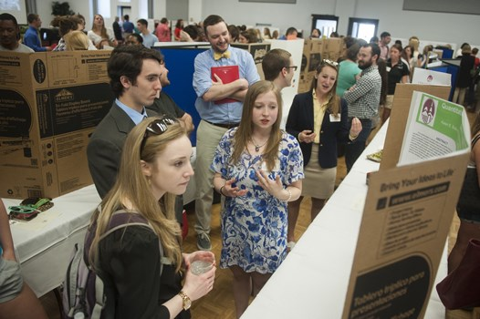 student scholar showcase