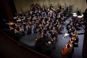 Parents Weekend Wind Symphony and Orchestra Concert @ Sydnor Performance Hall | Lynchburg | Virginia | United States